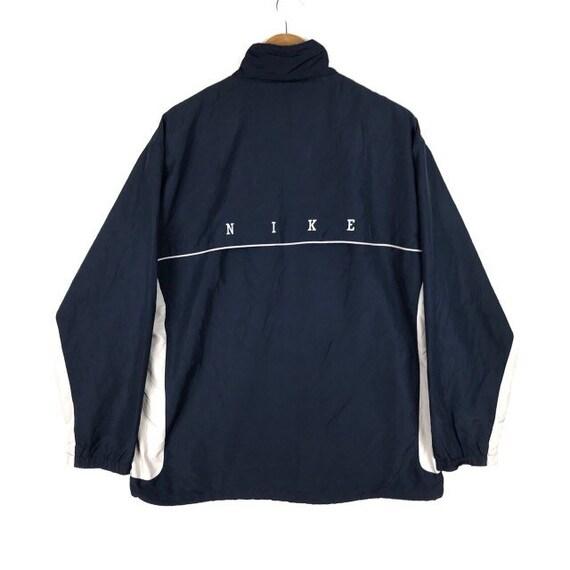 Vintage Nike Zipper Jacket Sweater