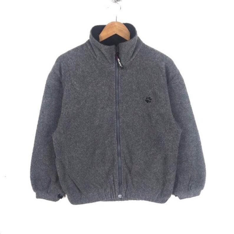 neueste Kollektion 2020 Fabrik Jahrgang Jack Wolfskin Polarsystem Outdoor Sportswear kleine Logo  Reißverschluss Fleece Pullover Pullover Pullover Pullover