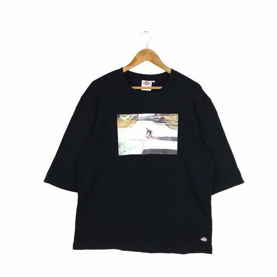 Dickies Skateboarding Raglan Tshirt