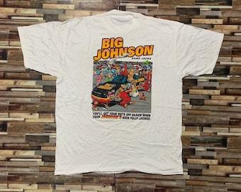 29f8c936e Big johnson tshirt | Etsy