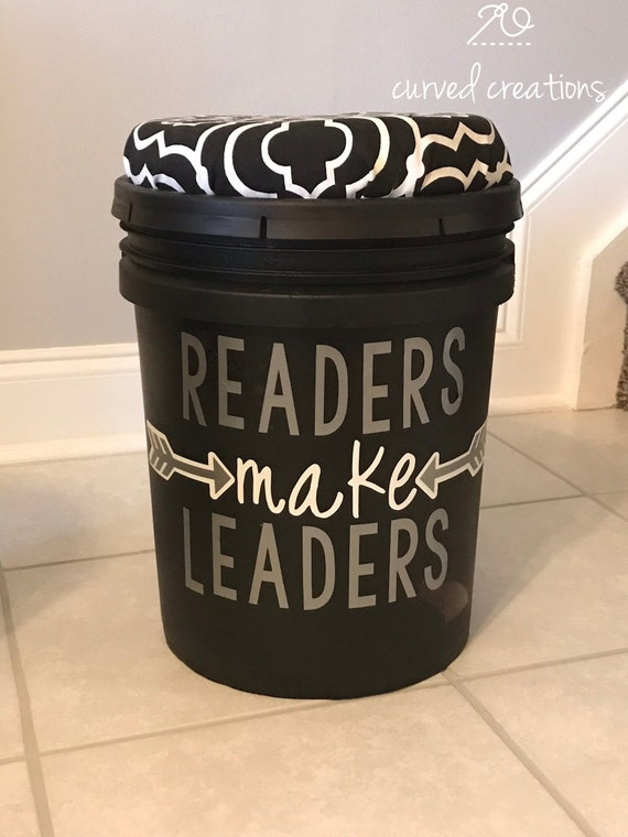 Five Gallon Bucket Lid for Seating or Storage Bucket Lid