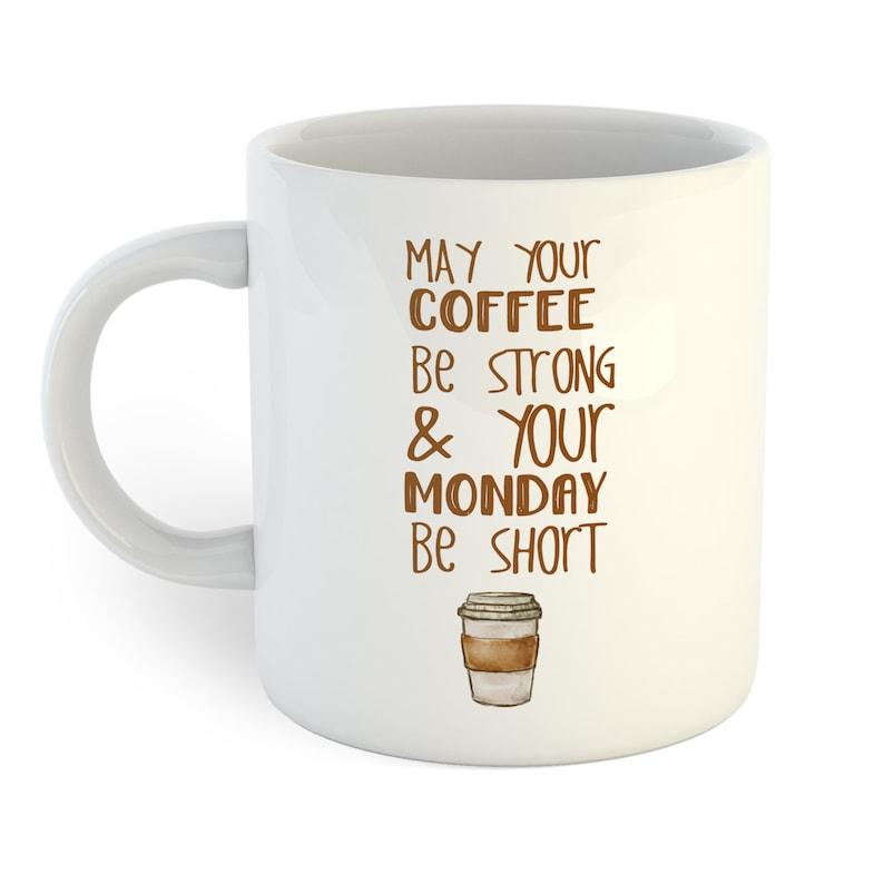 Short Monday Coffee Mug image 0