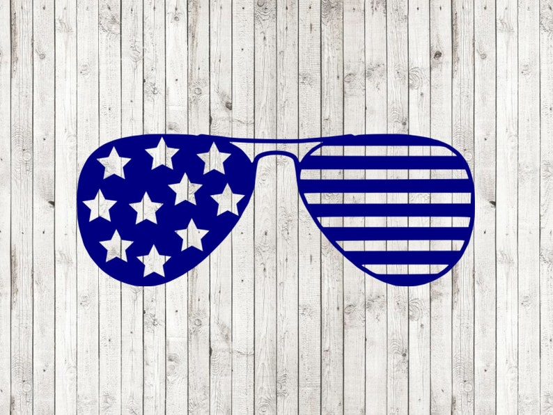b3b71cdef9d Star and stripes sunglasses svg 4th of july svg july 4th