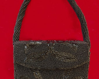 1930s beaded box evening bag b92c6b8f0f184