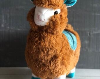 Llama stuffed animal | Etsy