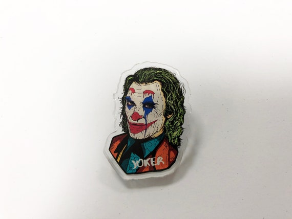 Phoenix Joker Pin