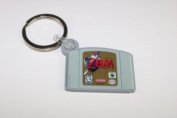 Ocarina Of Time Zelda The Legend Of Zelda Dangler Key Chain