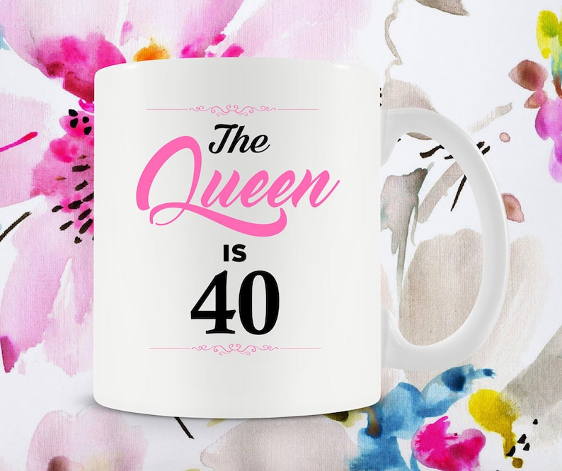 40th Birthday Gifts For Mom Gift Women