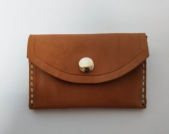 b7214efedc Leather coin purse