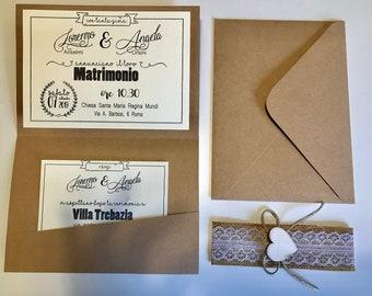Partecipazioni Matrimonio Country Chic Fai Da Te : Come organizzare matrimonio country chic allestimento bomboniere