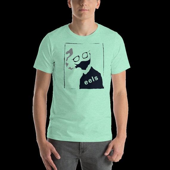Eels Shirt Custom Rock T Shirt The Eels Tshirt Perfect Etsy