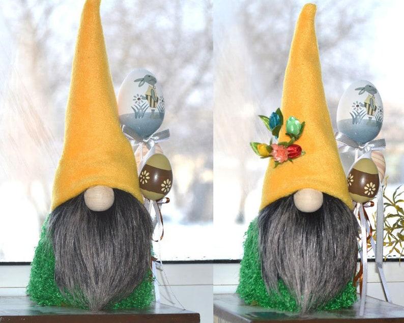 Easter eggs Swedish gnome Spring Leprechaun Easter basket Easter Bunny Gnomes Scandinavian Gnome Spring Easter gnome 10 Easter Decor