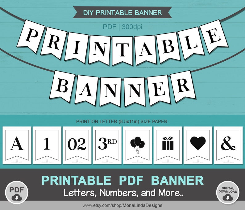 It's just a graphic of Lively Free Printable Banner Letters Pdf