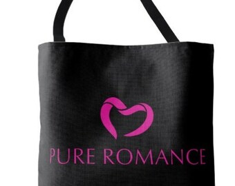 eafd23d516a2 Pure Romance tote bag