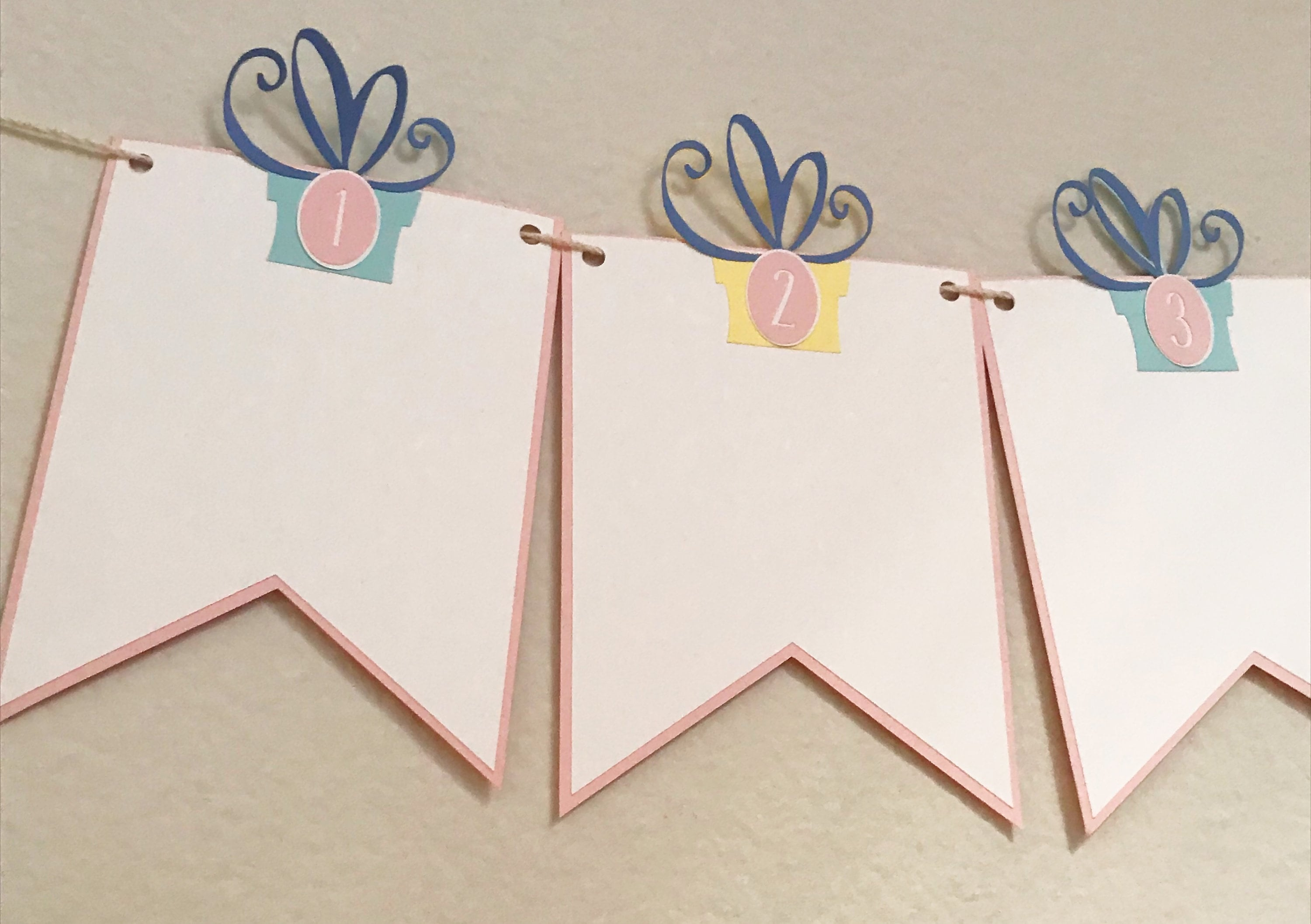 Birthday Wall Decorations First Year Gallery Photo