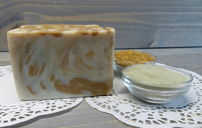 Rosemary Soap with Clay image 0