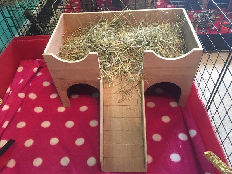 Guinea PigSmall Animal Hideout Shelter Castle