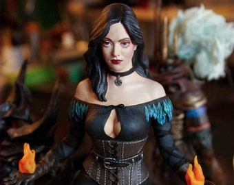 witcher 3 yennefer sex