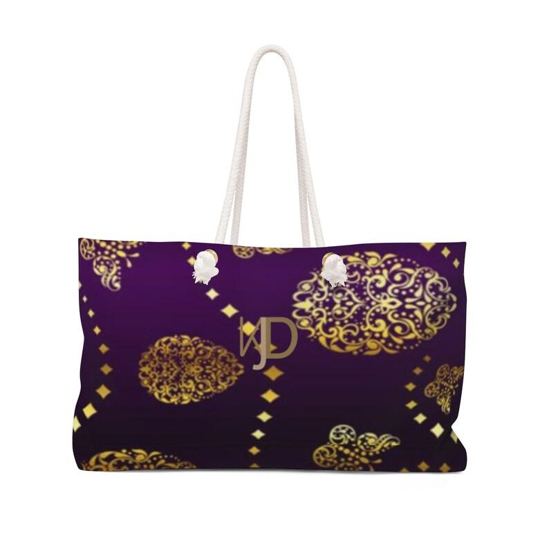 Kjd Weekender Bag By Kelleigh Jewelry Design