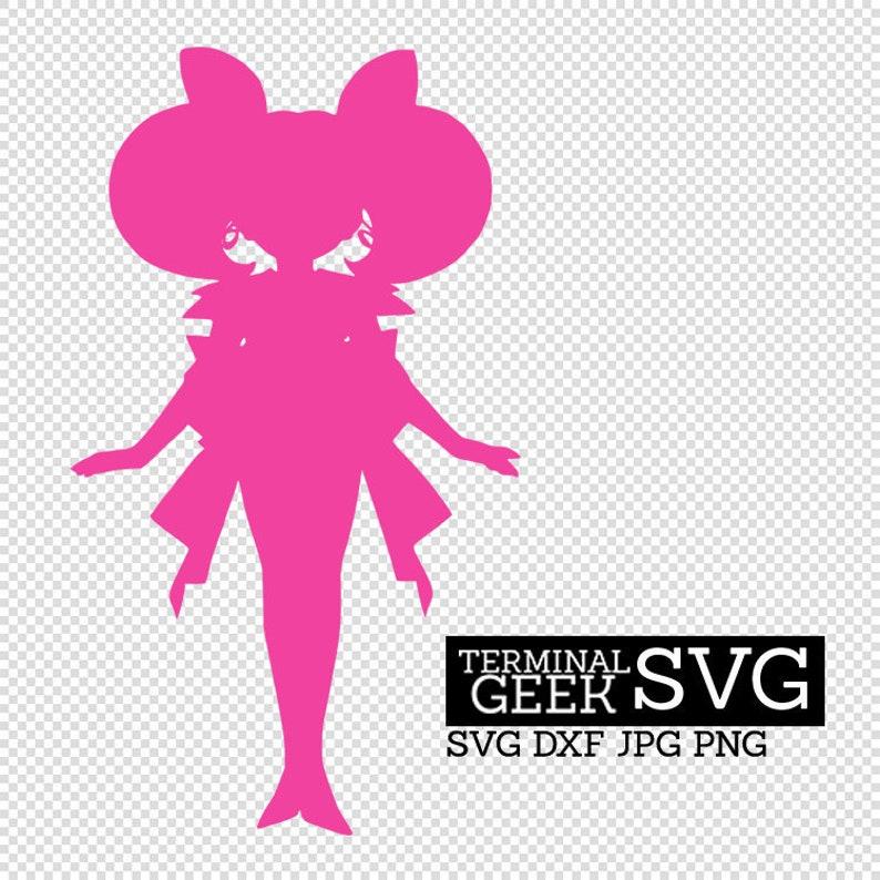 Download Chibi Usagi Chibi Moon Sailor Moon Anime SVG Cricut ...