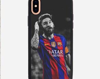 hot sale online 1a098 42de5 Messi iphone case | Etsy
