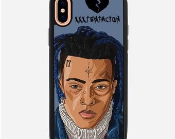 new york e5c8d a7fd4 Xxxtentacion phone case | Etsy