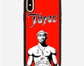 detailed pictures 0403f e30a3 Tupac iphone case | Etsy