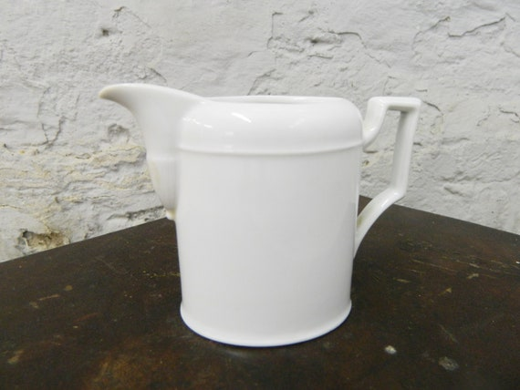 Art deco milk pot/coffee milk pot/vintage jug/40s jug Fürstenberg