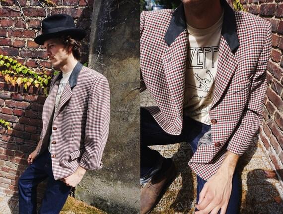 70s jacket rooster kick / vintage mens jacket / vintage jacket / jacket made in England / mens jacket / vintage menswear