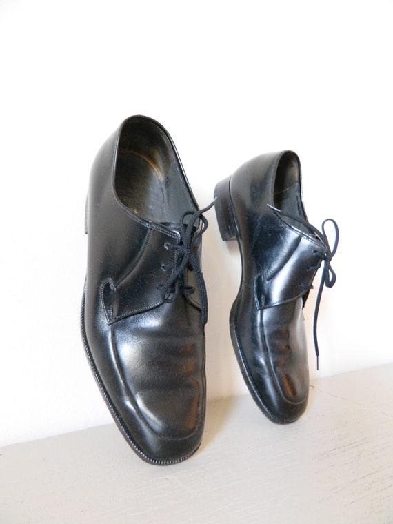 Vintage men's shoes / vintage shoes / men's shoes… - image 4