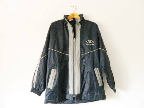Outdoor jacket Southpole/rain jacket/vintage jacket men/vinatge men's jacket/jacket blue
