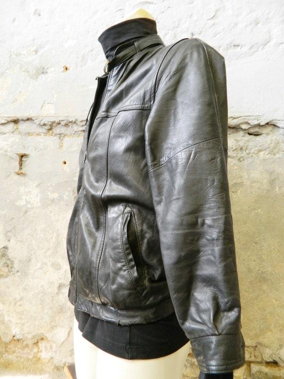 MONTEGO Biker Men Jacket Black