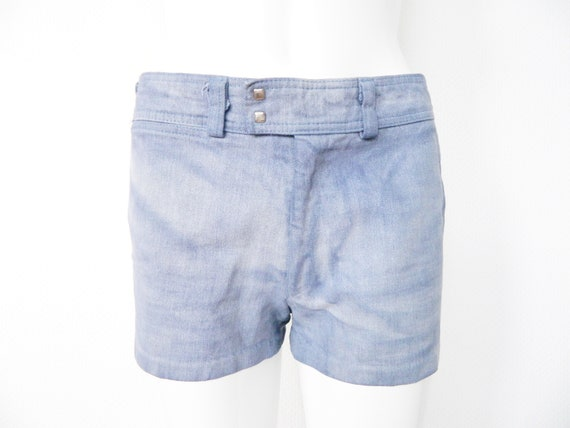 70s jeans short Zerres Germany/1970 's shorts/vintage hot pants/70s jeans/vintage pant/70s Pant/Festival Pant