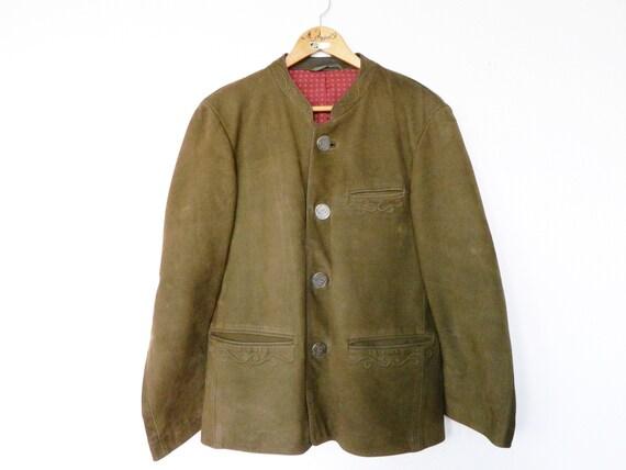 Seventies jacket leather/vintage leather jacket/Jacket Leather 1970 's/costume jacket/Vintage Jacket