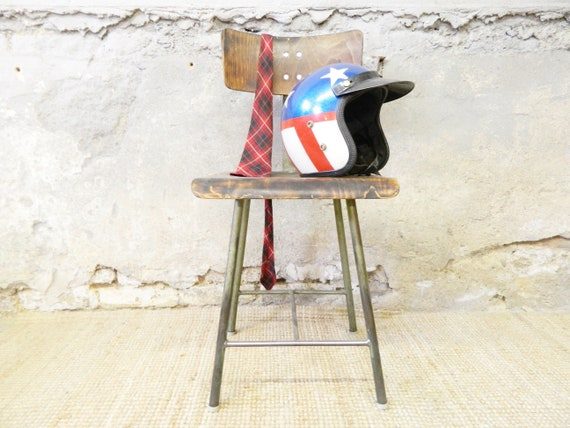 30s/Industrial Chair/industrial chair/factory Furniture/Factory chair/workshop/art deco