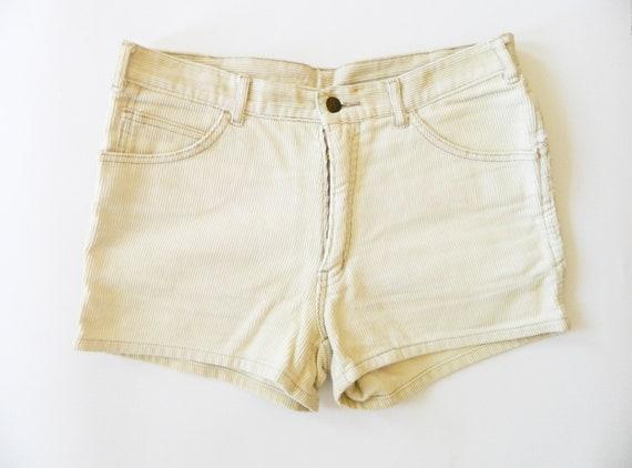 Vintage Shorts Men/vintage men/vintage pant/Men shorts/corduroys/cord pant/70s shorts/men's trousers