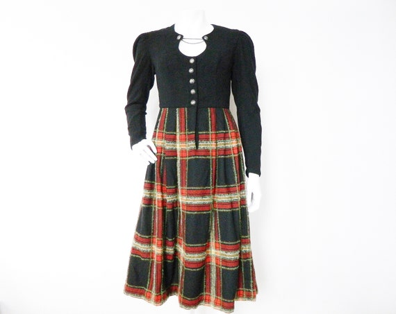 Wonderful vintage dress/50s dress/Dirndl dress/50s Costume dress Munich/Vintage dress/Dirndl Dress