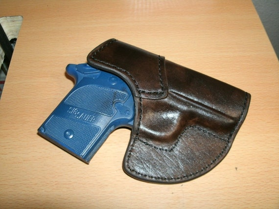 Avenger Style Holster Smith /& Wesson MP 9 Shield Chocolate Brown Medium Brown Light Brown Black Leather Holster OWB RightLeft Handmade USA