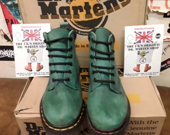 Dr Martens 939 Green Outrigger Made in England Size 4