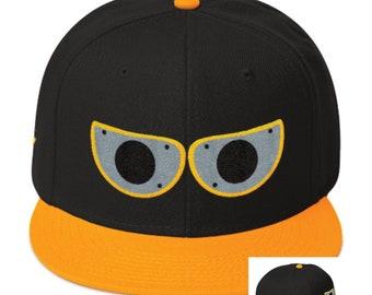 Wall-e Snapback Hat - Wall-e - Eve - Pixar - Disney - Disneybound 6a8e328939d3