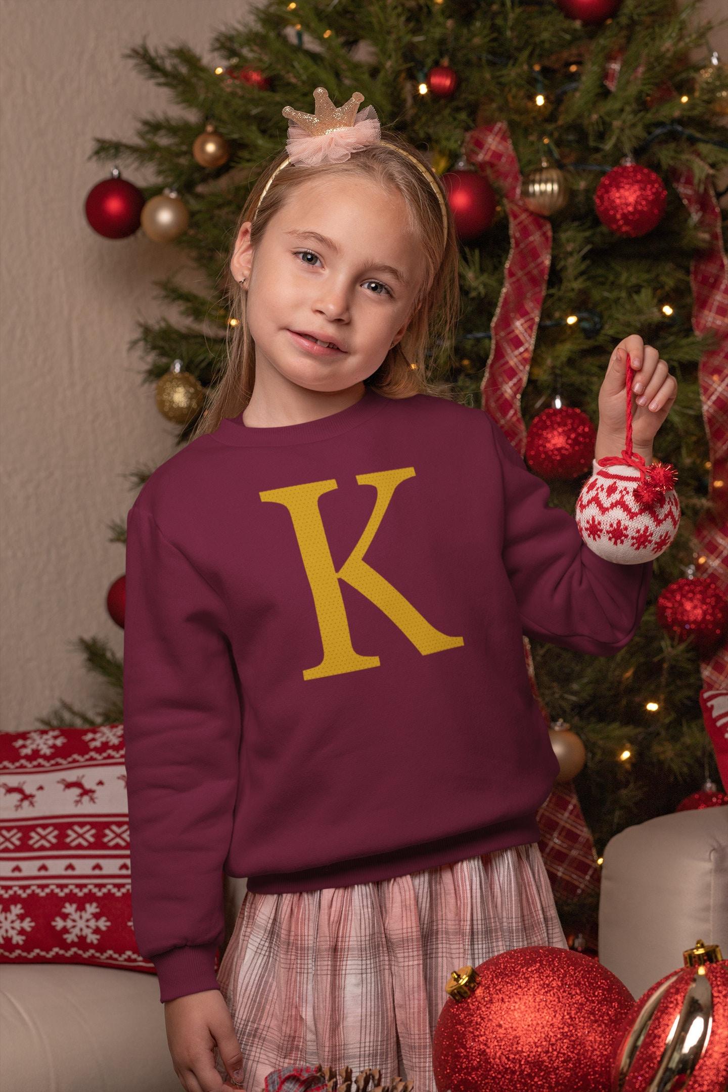 Harry Christmas Sweater Customized Weasley Sweatshirt Weasley Hoodie For Youth Weasley Sweater For Youth Weasley Jumper