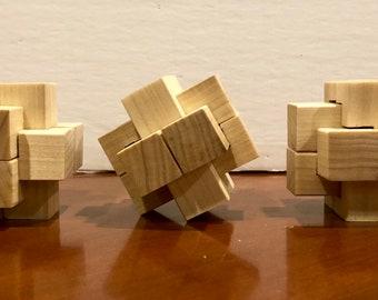 Puzzle - 6 Piece Burr