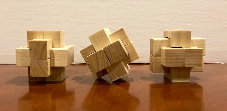 Puzzle  6 Piece Burr image 0