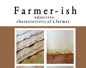 Farmer-ish Print Annual 2021 (pre-order)