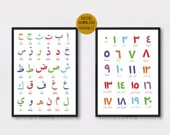 Arabic poster | Etsy