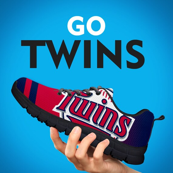 Shoes Minnesota Kids Sole Sneakers Running Sizes Black Baseball Twins Collector Mens Gift Custom Womens Fans Fan Trainers rSwrY