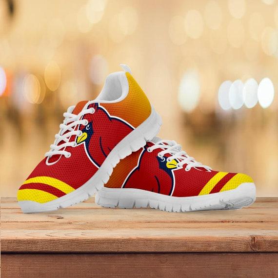 St cadeau personnalis baskets Louis Cardinals chaussures formateurs rqwPgZrx