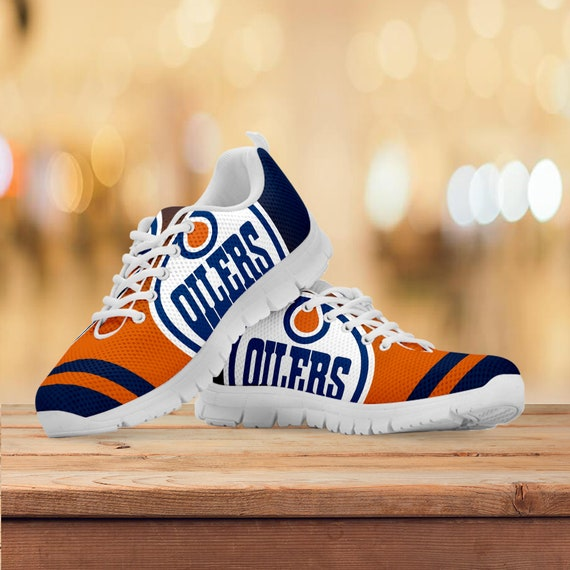 Edmonton Trainers Custom Womens Black Sizes Kids Collector Mens Running Sneakers Shoes Gift Gift Gift White Sports Oilers rPqRwXIr