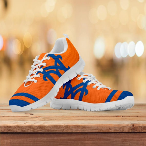 Collector Mets Sneakers Trainers Gift Mens Custom Kids New Running York Shoes Gift Sizes Womens Gift Baseball 6w5SqS