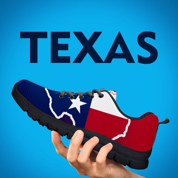 Texas Collector Shoes Womens Shoes Kids Custom Texas Trainers Sizes Custom Love Sneakers I State Running Gift Gift Mens qTO5xYAw